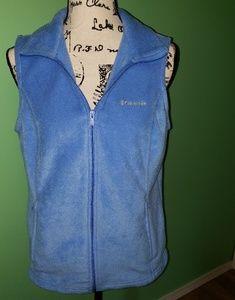 Nwot Columbia Fleece Vest size Large